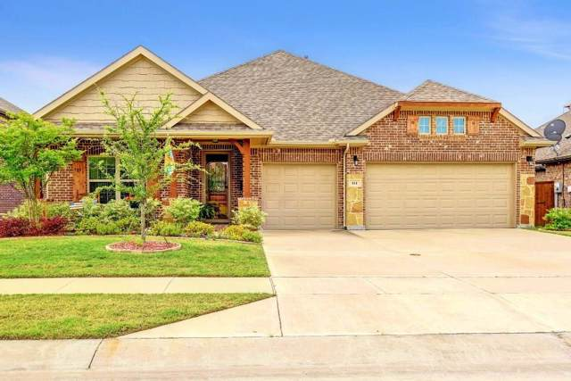 161 Griffin Avenue, Fate, TX 75189 (MLS #14148224) :: The Real Estate Station