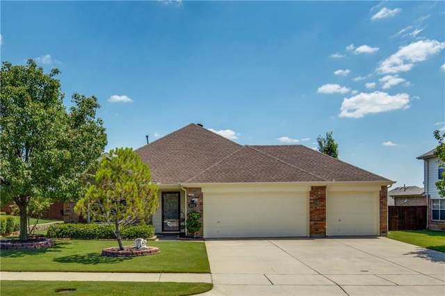 4004 Luck Hole Drive, Denton, TX 76210 (MLS #14148258) :: Frankie Arthur Real Estate