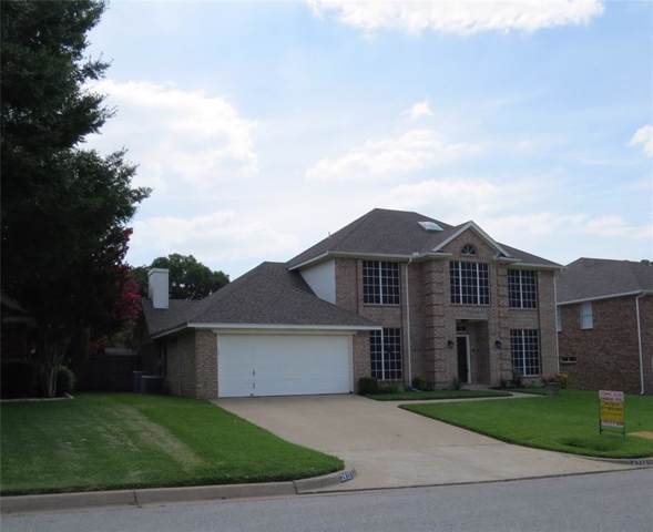 2932 Oak Ridge Drive, Hurst, TX 76054 (MLS #14148275) :: The Mitchell Group