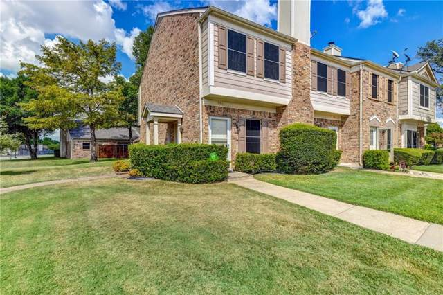 3801 14th Street #101, Plano, TX 75074 (MLS #14148279) :: Caine Premier Properties