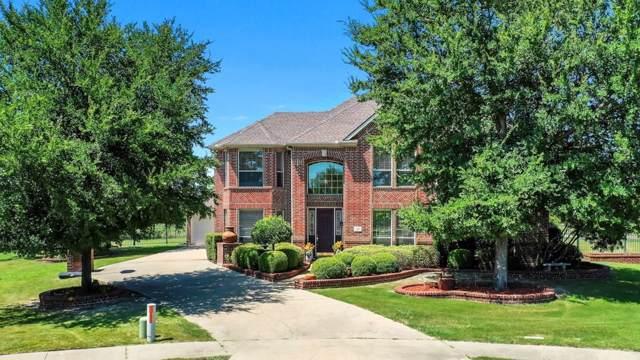 317 Normandy Lane, Heath, TX 75032 (MLS #14148328) :: RE/MAX Landmark