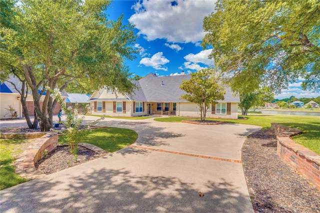 123 Blackfoot Trail, Lake Kiowa, TX 76240 (MLS #14148331) :: Baldree Home Team