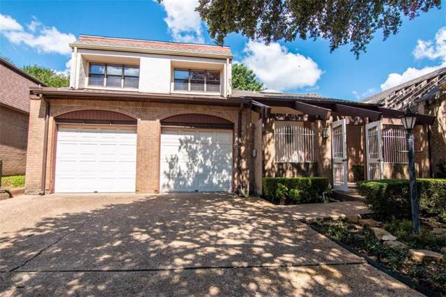 37 Crown Place, Richardson, TX 75080 (MLS #14148350) :: RE/MAX Town & Country