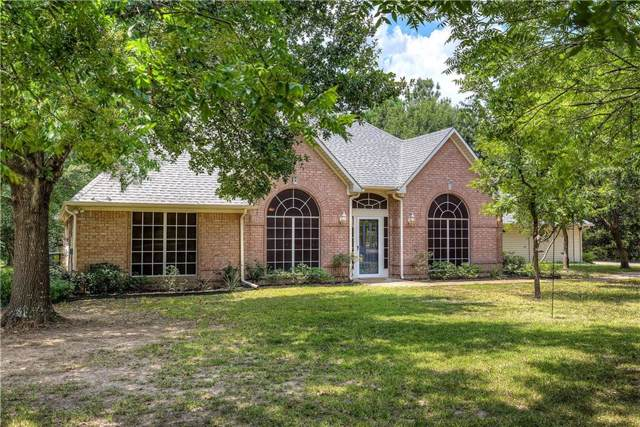 10450 County Road 2450, Terrell, TX 75160 (MLS #14148361) :: The Heyl Group at Keller Williams