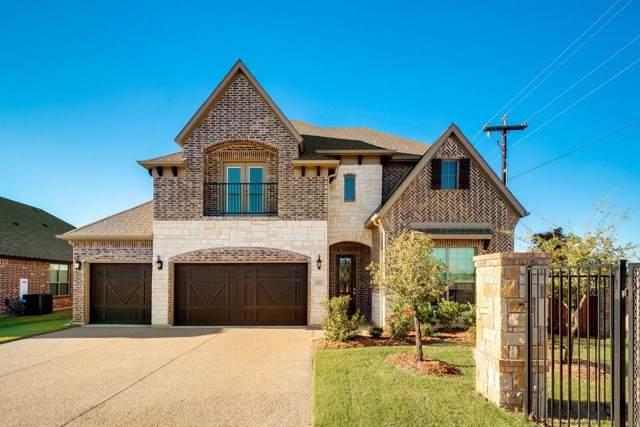 1527 Trowbridge Circle, Rockwall, TX 75032 (MLS #14148404) :: RE/MAX Landmark