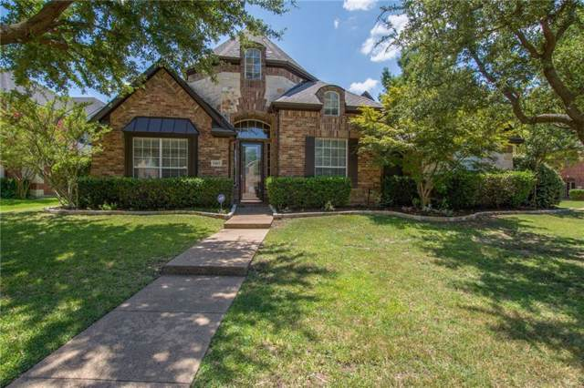 9405 Royal Burgess Drive, Rowlett, TX 75089 (MLS #14148405) :: Hargrove Realty Group