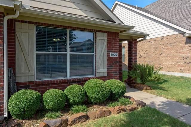 8905 Eastwood Avenue, Cross Roads, TX 76227 (MLS #14148418) :: The Heyl Group at Keller Williams