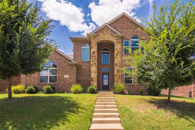 2615 Gum Tree Trail, Wylie, TX 75098 (MLS #14148477) :: Baldree Home Team