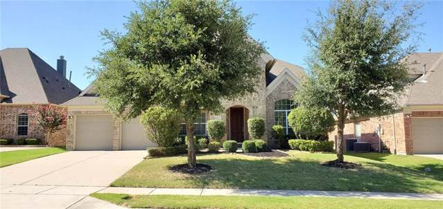 9591 Lance Drive, Frisco, TX 75035 (MLS #14148486) :: Kimberly Davis & Associates