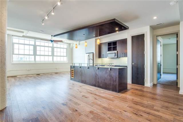 2600 W 7th Street #2638, Fort Worth, TX 76107 (MLS #14148500) :: Real Estate By Design