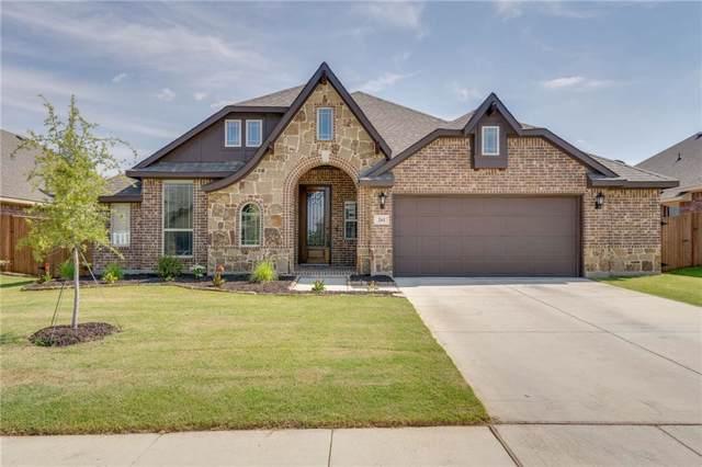 261 Ovaletta Drive, Justin, TX 76247 (MLS #14148530) :: Baldree Home Team