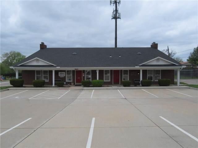 621 N Little School Road, Kennedale, TX 76060 (MLS #14148543) :: The Hornburg Real Estate Group