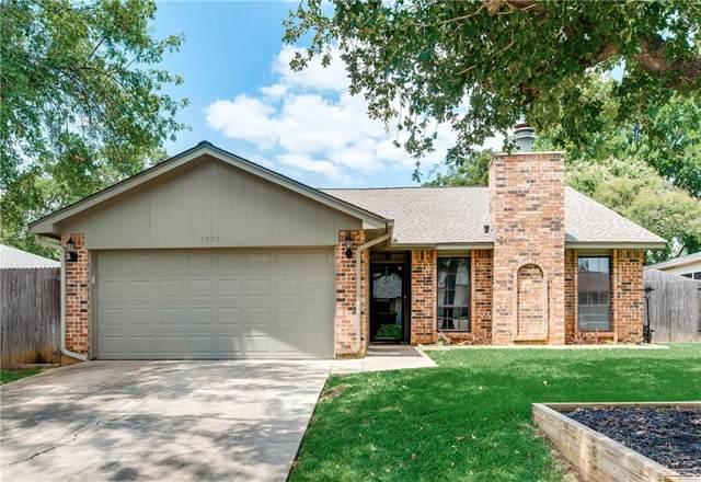 3005 Woodbridge Drive, Bedford, TX 76021 (MLS #14148546) :: Ann Carr Real Estate