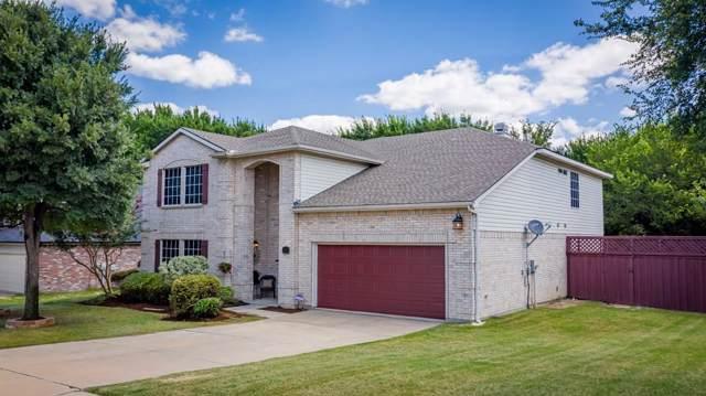 3516 Bluff Creek Lane, Mckinney, TX 75071 (MLS #14148582) :: Frankie Arthur Real Estate