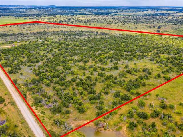 TBD Birdwell Road, Bryson, TX 76427 (MLS #14148609) :: The Tierny Jordan Network