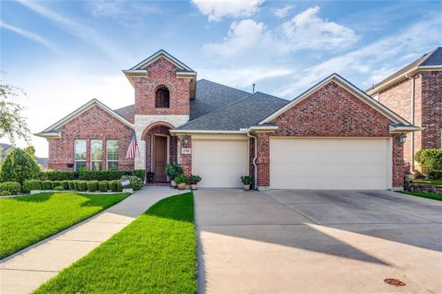 2701 Los Alamos Trail, Fort Worth, TX 76131 (MLS #14148610) :: Baldree Home Team