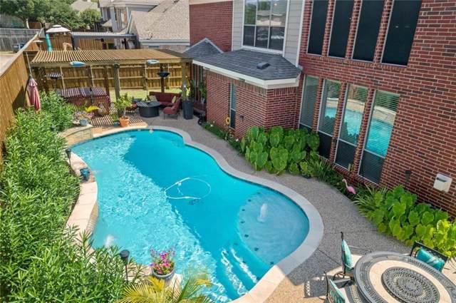 7105 Canyon Meadow Drive, Sachse, TX 75048 (MLS #14148713) :: Frankie Arthur Real Estate