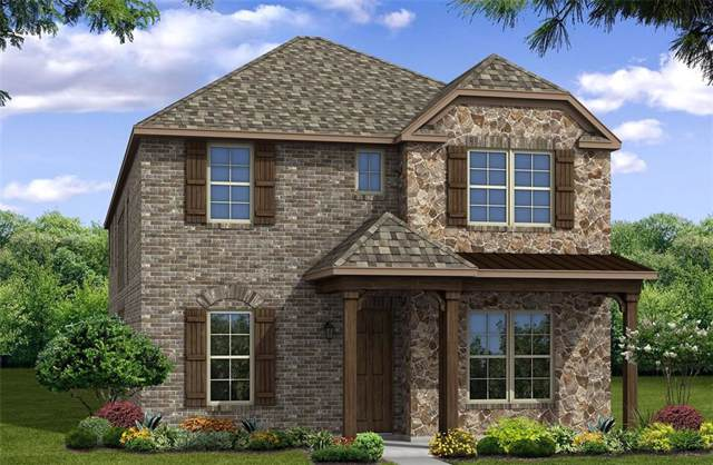 5205 Tuscarora Trail, Mckinney, TX 75070 (MLS #14148731) :: The Real Estate Station