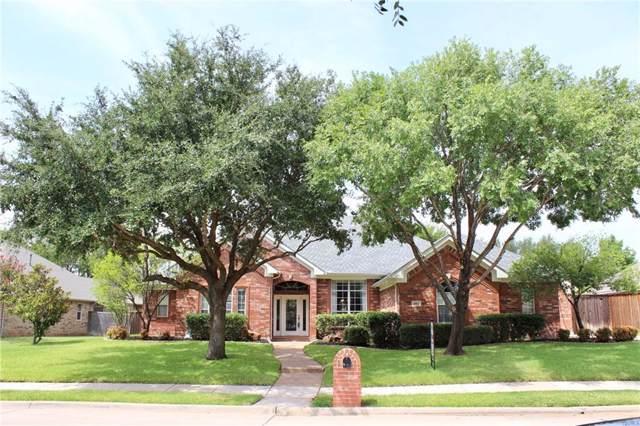 6013 Valleywood Drive, Flower Mound, TX 75028 (MLS #14148733) :: Team Hodnett