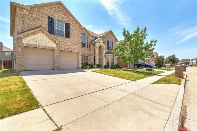 8224 Painted Tree Trail, Fort Worth, TX 76131 (MLS #14148747) :: The Real Estate Station