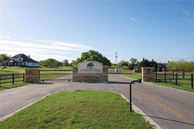 4025 Highland Oaks Lane, Cleburne, TX 76031 (MLS #14148750) :: The Real Estate Station