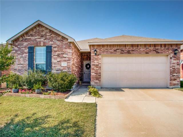 2421 Canchim Street, Fort Worth, TX 76131 (MLS #14148826) :: The Tierny Jordan Network