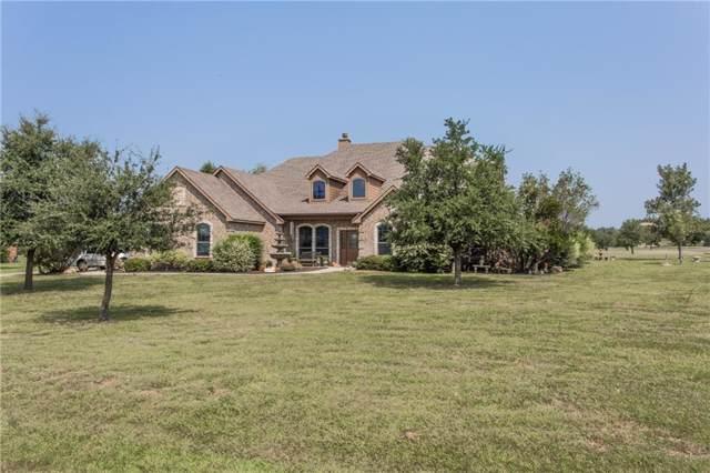 102 Apollo Trail, Aurora, TX 76078 (MLS #14148874) :: Baldree Home Team