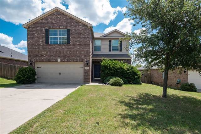 177 Buffalo Ridge Drive, Newark, TX 76071 (MLS #14148904) :: The Heyl Group at Keller Williams