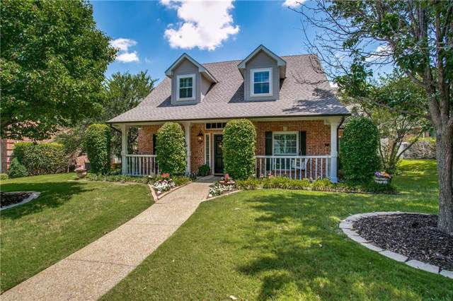 144 Glendale Drive, Coppell, TX 75019 (MLS #14148905) :: The Heyl Group at Keller Williams