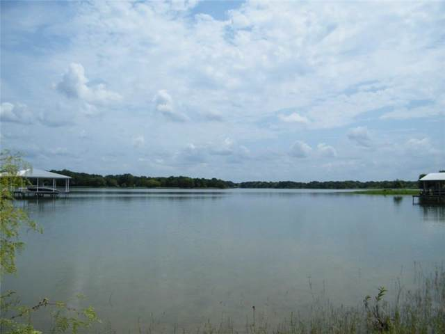 Lot 7 Etheridge Point Lane, Kerens, TX 75144 (MLS #14148920) :: All Cities Realty