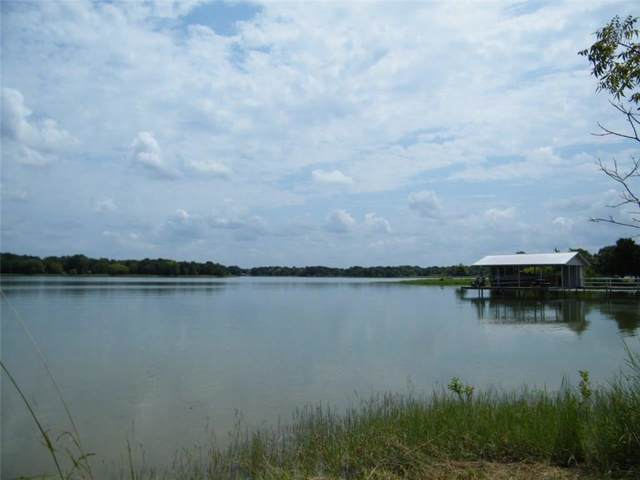 Lot 8 Etheridge Point Lane, Kerens, TX 75144 (MLS #14148925) :: All Cities Realty
