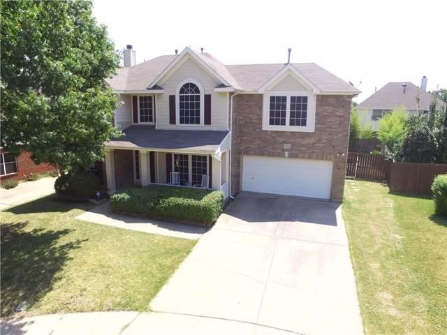 7925 Cabin Court, Arlington, TX 76002 (MLS #14149018) :: Hargrove Realty Group