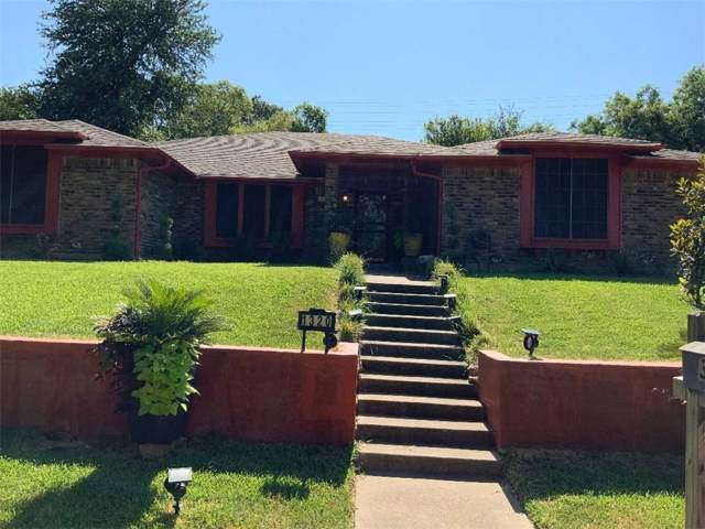 1320 Marble Canyon Drive, Desoto, TX 75115 (MLS #14149019) :: RE/MAX Town & Country