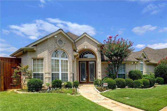 2228 Cachelle Court, Bedford, TX 76021 (MLS #14149118) :: Hargrove Realty Group