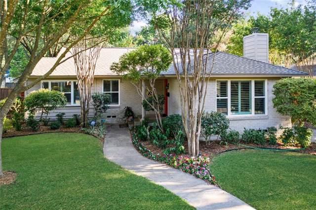 6264 Sudbury Drive, Dallas, TX 75214 (MLS #14149131) :: Robbins Real Estate Group
