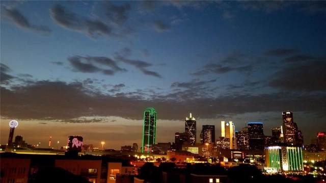 1001 Belleview Street #506, Dallas, TX 75215 (MLS #14149154) :: Front Real Estate Co.