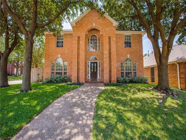3546 Lark Meadow Way, Dallas, TX 75287 (MLS #14149282) :: The Tierny Jordan Network