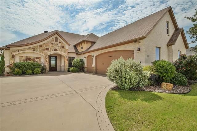 1803 Harbor Lakes Drive, Granbury, TX 76048 (MLS #14149336) :: Frankie Arthur Real Estate