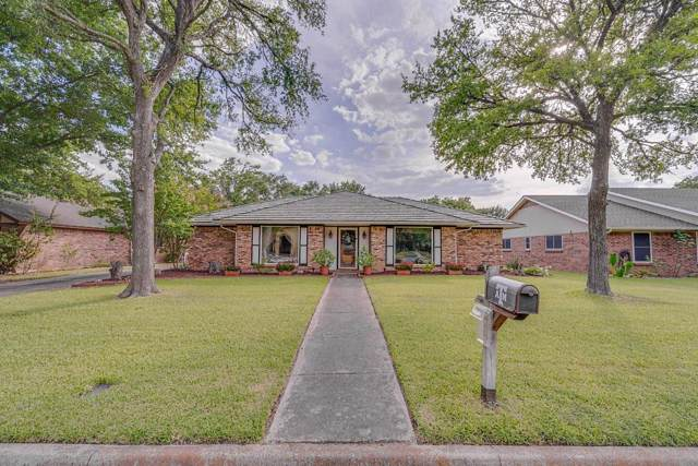 1313 Chestnut Road, Mansfield, TX 76063 (MLS #14149345) :: The Real Estate Station