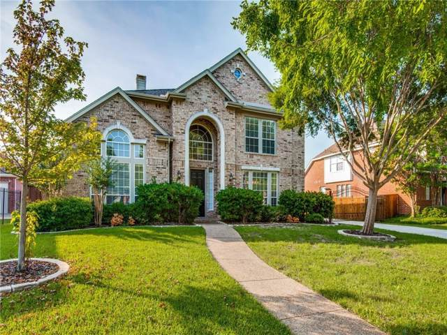 2602 Sir Percival Lane, Lewisville, TX 75056 (MLS #14149377) :: NewHomePrograms.com LLC