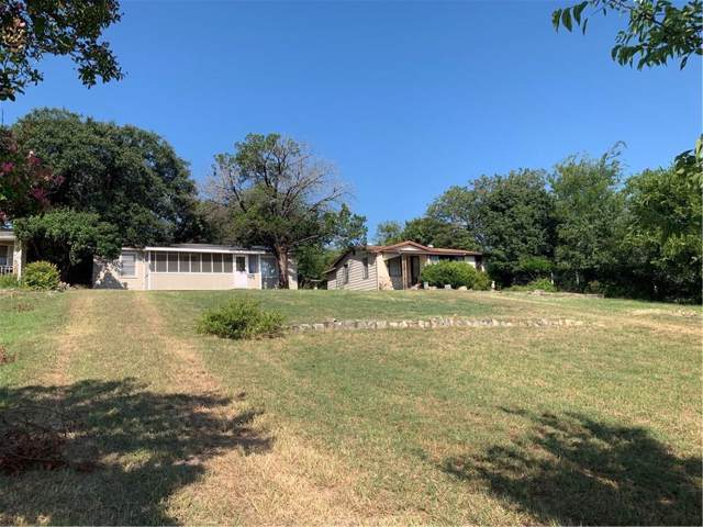174 County Road 1542, Morgan, TX 76671 (MLS #14149392) :: Team Hodnett