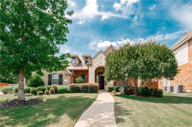 5217 Brownstone Drive, Flower Mound, TX 75028 (MLS #14149403) :: Century 21 Judge Fite Company