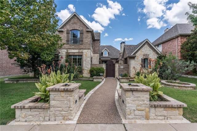 4637 Chapel Creek Drive, Plano, TX 75024 (MLS #14149405) :: Frankie Arthur Real Estate