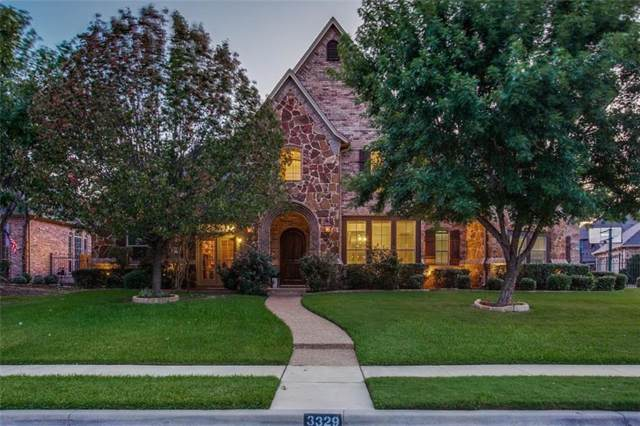 3329 Van Zandt Court, Grapevine, TX 76092 (MLS #14149483) :: The Tierny Jordan Network