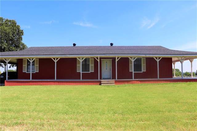 106 Grant Drive, Weatherford, TX 76086 (MLS #14149486) :: All Cities Realty