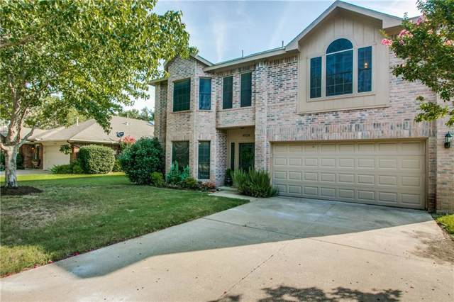 4924 Timberview Drive, Flower Mound, TX 75028 (MLS #14149526) :: Hargrove Realty Group