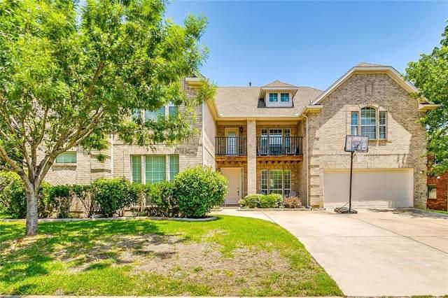 5705 Soapberry Drive, Fort Worth, TX 76244 (MLS #14149615) :: The Tierny Jordan Network