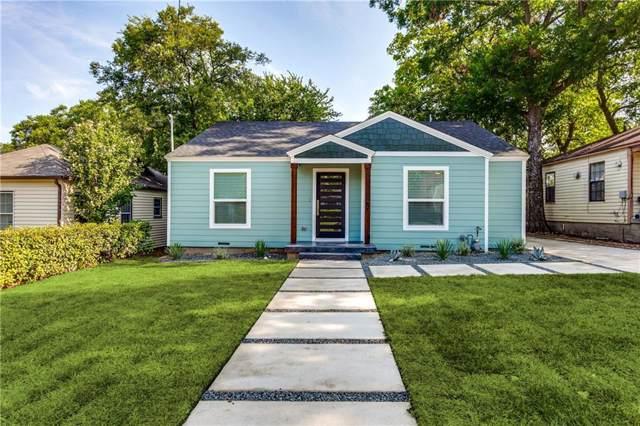 3355 Shelley Boulevard, Dallas, TX 75211 (MLS #14149651) :: Hargrove Realty Group