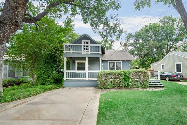 1606 Lakeland Drive, Dallas, TX 75218 (MLS #14149680) :: Robbins Real Estate Group