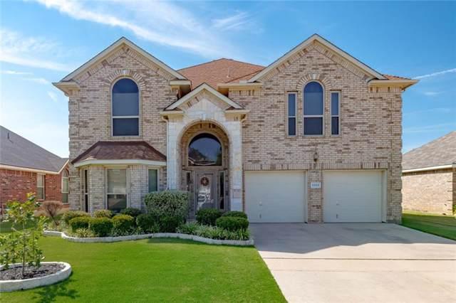 1411 Chateau Lane, Mansfield, TX 76063 (MLS #14149725) :: Frankie Arthur Real Estate